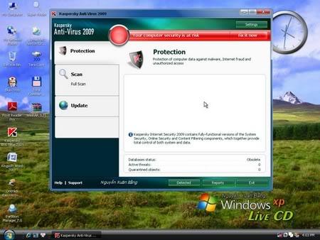 Live CD Windows XP скачать